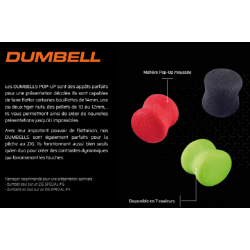 Dumbells Ultra Popup